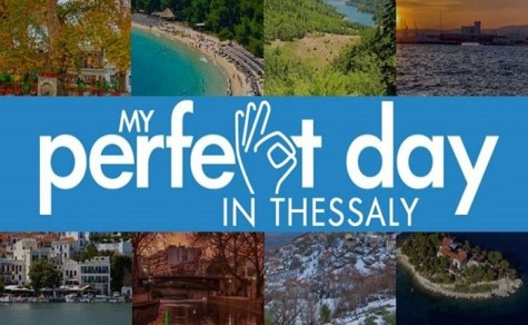My perfect day in thessaly